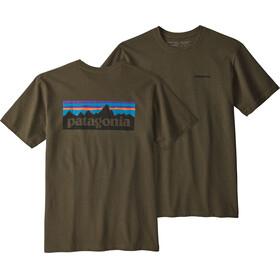 Patagonia P-6 Logo Responsibili-Tee Men sediment